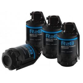 Hand Grenade R2Bm x6 Black