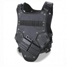 Transformers Vest Black
