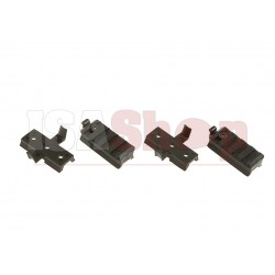 FAST Mount Rail Set Black
