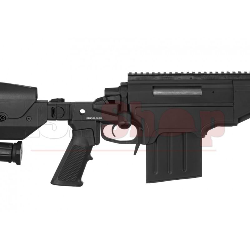 bb gun sniper rifle with silencer
