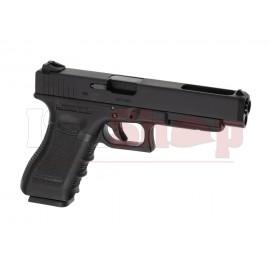 WE34 Metal Version GBB Black