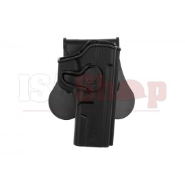 Paddle Holster For Cyma CM127 Black