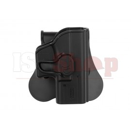 Paddle Holster For Glock 26/27/33 Black