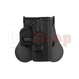 Paddle Holster For Glock 42 Black