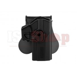 Paddle Holster For SIG P320 Black