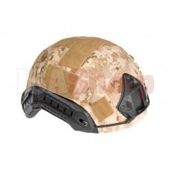 FAST Helmet Cover MARPAT Desert