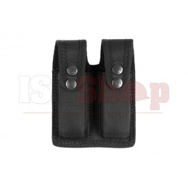 NG Double Pistol Mag Pouch For 9mm Black