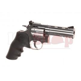 2.5 Inch DW 715 Revolver Full Metal Co2 Silver