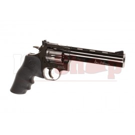 6 Inch DW 715 Revolver Full Metal Co2 Steel Grey
