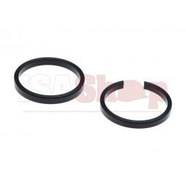 VSR10/T10 Receiver Spacer Black