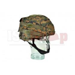 Raptor Helmet Cover MARPAT Woodland