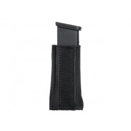 Single Pistol Mag Pouch Insert Black