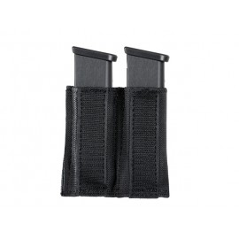 Double Pistol Mag Pouch Insert Black