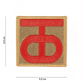 WWII 90th Infantry Division Patch