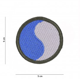 WWII 29th Infantry Division Patch