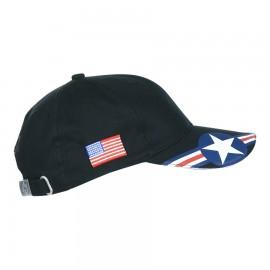 USAF Baseball Cap Black