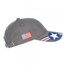 USAF Baseball Cap Grey