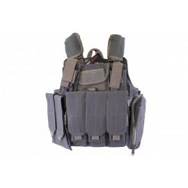 CIRAS Tac Vest RTG Grey