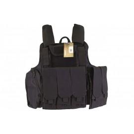 CIRAS Tac Vest RTG Black