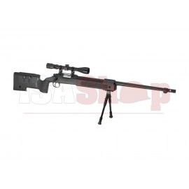 MB16 Sniper Rifle Set Black