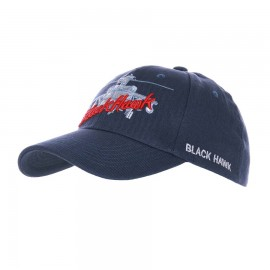 Black Hawk Baseball Cap Blue
