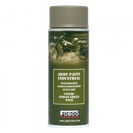 Military Paint 400ml Indian Green WWII