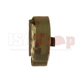 Single 40mm Grenade Pouch Flecktarn
