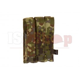 MP5 Triple Mag Pouch Flecktarn