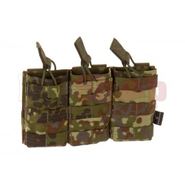 5.56 Triple Direct Action Mag Pouch Flecktarn