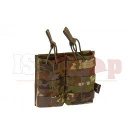 5.56 Double Direct Action Mag Pouch Flecktarn