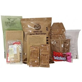 MRE (Meal Ready-to-Eat) Menu 12