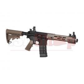 M4 RIS Full Metal GBR Tan