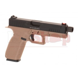 KP-13 TBC Metal Version GBB Tan