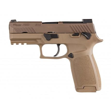P320 / M18 GBB Pistol Tan