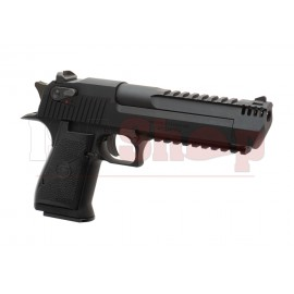 Desert Eagle L6 .50 AE Full Metal GBB Black