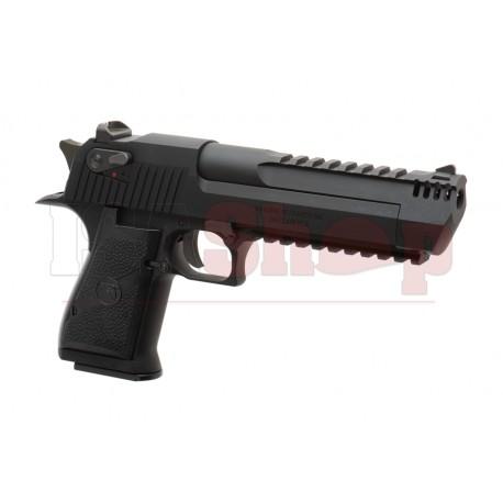 Desert Eagle L6 .50 AE Full Metal GBB Black