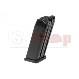 WE17 Dual Barrel GBB Magazine
