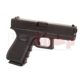 Glock 17 Metal Version Co2 Tan