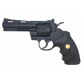 UA P Series Gas Revolver - 4 inch Polymer Black