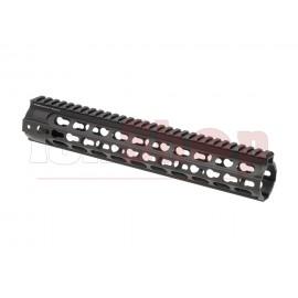 Warthog Keymod Handguard V 12 Inch Black