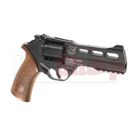 Rhino 50DS Co2 Revolver Silver