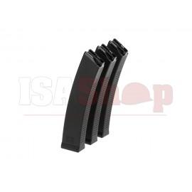QRF Mod.1 Midcap 80rds 3-pack Black