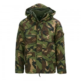 Military Parka Dutch DPM Woodland