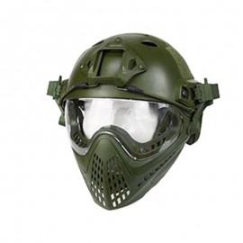 WST Piloteer Helmet System II OD