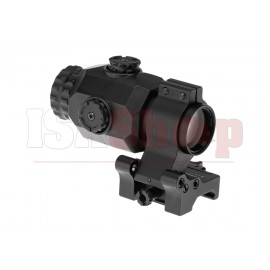 XT-3 Tactical Magnifier with LQD Flip to Side Mount