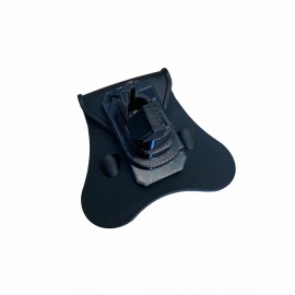 G-Series Quick Draw Holster for Flashlights (With Belt Paddle)
