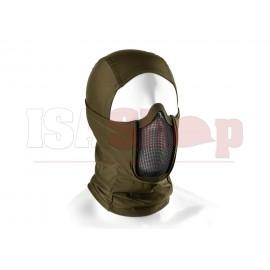 Mk.III Steel Half Face Mask OD