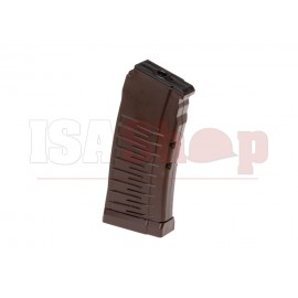 AS VAL Lowcap Magazine 50rds Brown