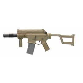 M4 AEG CCC RIS Tactical Silenced Tan