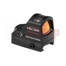 HE407C-GR Elite Solar Green Dot Sight